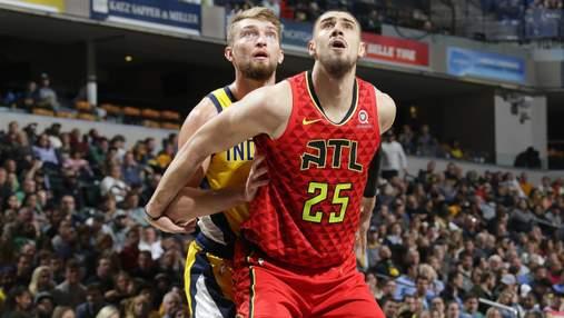 Українці в НБА потужно провели заключні матчі в 2019 році