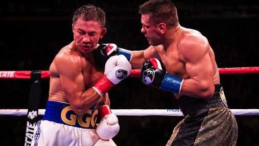 Бой Деревянченко с Головкиным стал лучшим в 2019 году по версии BoxingScene