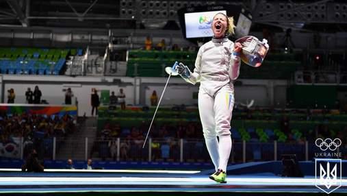 Фехтовальщица Ольга Харлан стала рекордсменкой среди украинских спортсменов