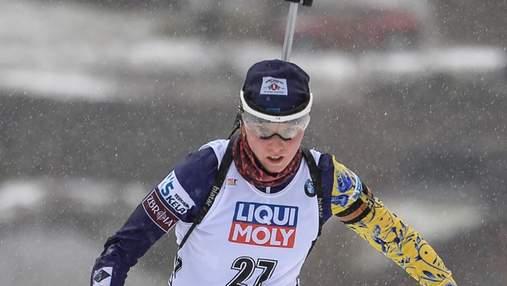 Жіноча збірна України з біатлону зазнала втрат перед етапом Кубка світу в Оберхофі