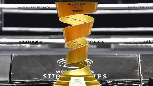 Двое украинцев могут выступить во Всемирной боксерской Суперсерии, где победителем стал Усик