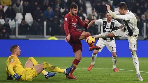 Рома – Ювентус: прогноз букмекеров на топ-матч Серии А