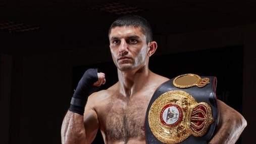 Украинский боксер Далакян готов принять участие в турнире, который выиграл Усик