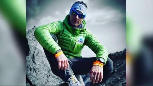 Проплыл в вулканическом озере: украинский альпинист установил мировой рекорд: увлекательные фото