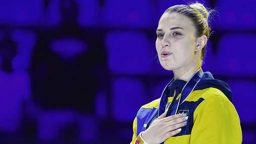 Украинская саблистка Ольга Харлан одержала победу в Монреале, победив в финале россиянку