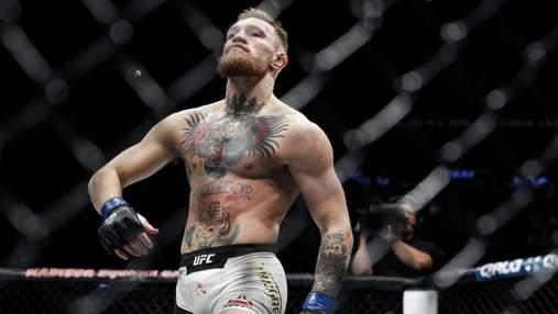 МакГрегор – Серроне: онлайн-трансляція бою UFC