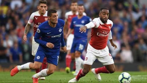 Челси – Арсенал: прогноз букмекеров на топ-матч АПЛ