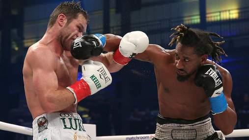 Потенційний суперник Дерев'янченка знищив суперника у бою за титул WBO – відео