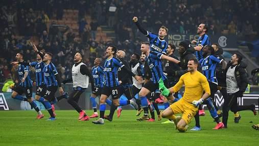 Интер – Наполи: прогноз букмекеров на 1/2 финала Кубка Италии