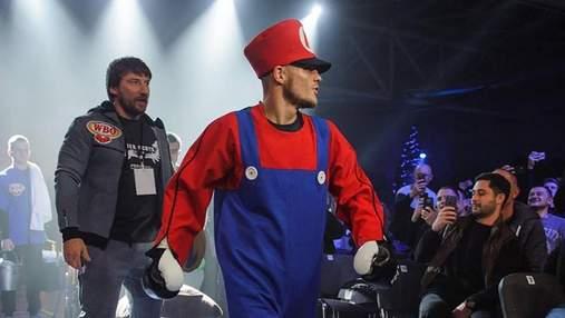 В каком образе предстанет Беринчик во время следующего боя – заявление боксера