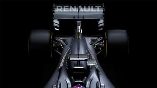 Команда Renault дивно представила болід Формули-1 2020 року – фото