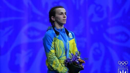Україна здобула дві срібні та дві бронзові медалі на чемпіонаті Європи з боротьби