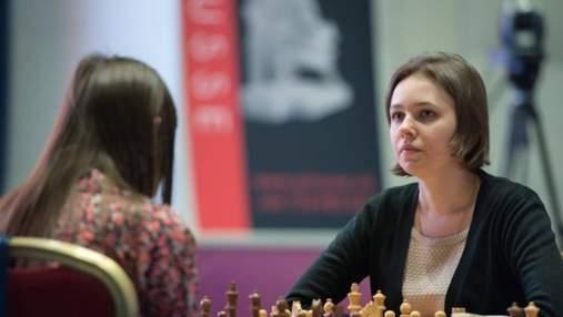 Шахи: Марія Музичук здобула бронзу на Супертурнірі у США