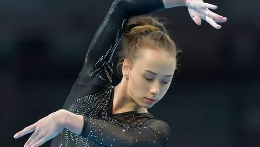 Українка перемогла на етапі Кубка світу зі спортивної гімнастики в Мельбурні