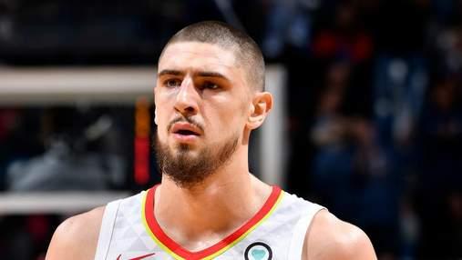 Українець Олексій Лень з перемоги дебютував за нову команду в НБА: відео