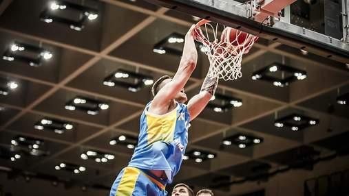 Сборная Украины на последней секунде отдала победу Венгрии в отборе на Евробаскет-2021