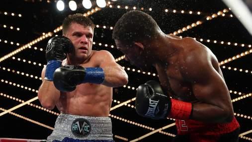 Український боксер Дерев'янченко повернувся до тренувань після поразки від Головкіна – відео