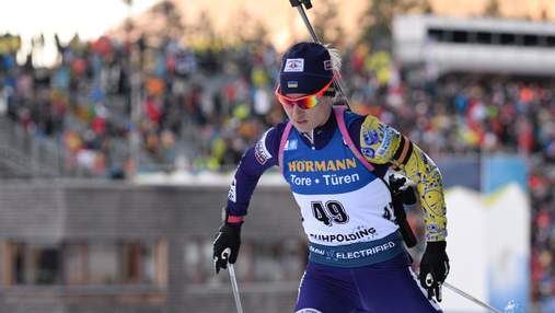 Сразу восемь украинцев пробились в финал суперспринта на чемпионате Европы по биатлону