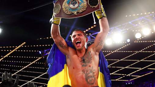 Рейтинг ESPN: українець Василь Ломаченко – найкращий боксер світу