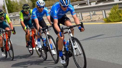 У двоих членов сборной России по велогонкам обнаружили коронавирус