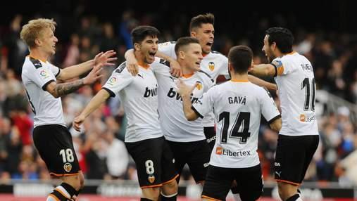 Валенсия – Аталанта: где смотреть онлайн матч Лиги чемпионов