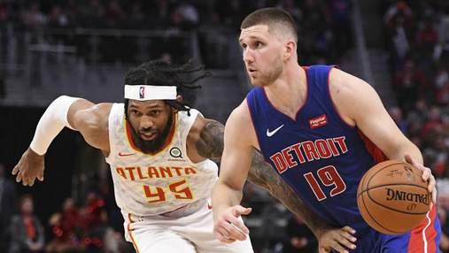 Украинский баскетболист в НБА сдал тест на коронавирус, заболевания обнаружили у его партнера