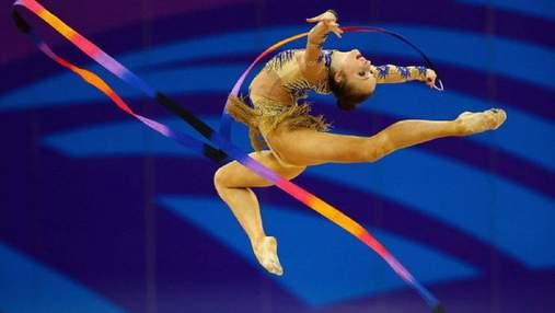 В Киеве отменили чемпионат Европы по художественной гимнастике