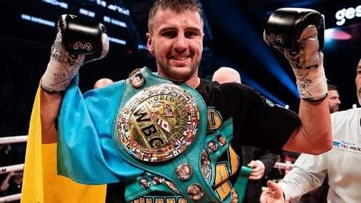 Український боксер хоче повернути свій пояс у російського чемпіона