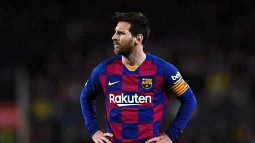 Месси возглавил список самых высокооплачиваемых футболистов в мире: сумма доходов