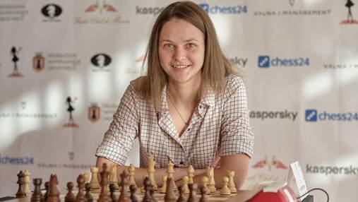 Определились лучшие шахматисты года в Украине