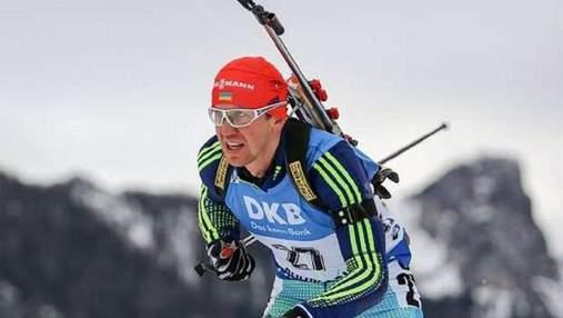 Были проблемы с винтовкой, поэтому не выступл в сезоне: заявление украинского биатлониста