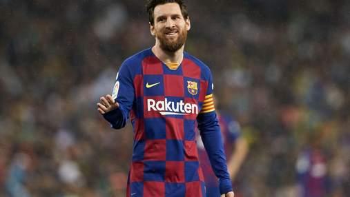 """Месси и другие футболисты """"Барселоны"""" согласились снизить зарплату на 70%"""