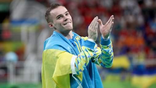 Верняєв став найкращим спортсменом місяця в Україні і знову зрівнявся з Харлан