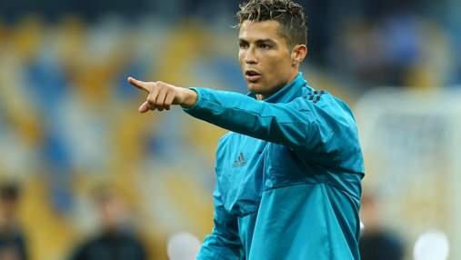 Роналду встановлює нове досягнення, українця дискваліфікували за допінг – головні новини спорту