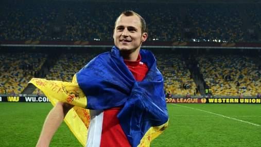 Украинский футболист Зозуля подарил больнице оборудование для борьбы с коронавирусом