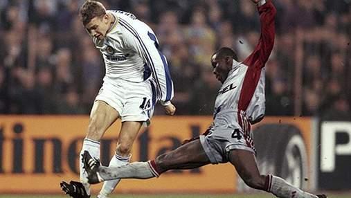 Динамо – Бавария: драматичному матчу в Лиге чемпионов 22 года – ретровидео