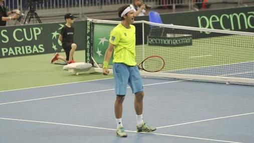 Ходил в майках на два размера больше: лучший теннисист Украины о финансировании Олимпиады-2012