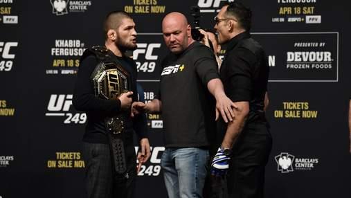 Скасування UFC 249, гравець збірної України може змінити громадянство: новини спорту 10 квітня