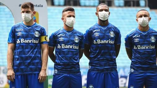 Футбол у масках: Бундесліга готує безпрецедентні заходи захисту