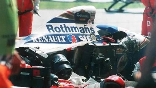 Річниця смертельної аварії Сенни – як розбився легендарний гонщик: моторошне ретровідео