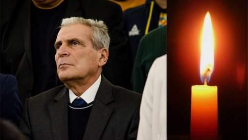 Известный украинский тренер Штермер умер за рулем собственного авто
