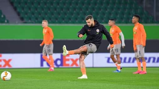 Нападающий сборной Украины заявил, что перейдет в иностранный клуб