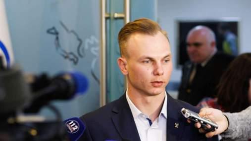 Перший український олімпійський чемпіон з фрістайлу став батьком: фото
