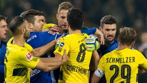 Боруссия Дортмунд – Шальке: прогноз букмекеров на топ-матч Бундеслиги