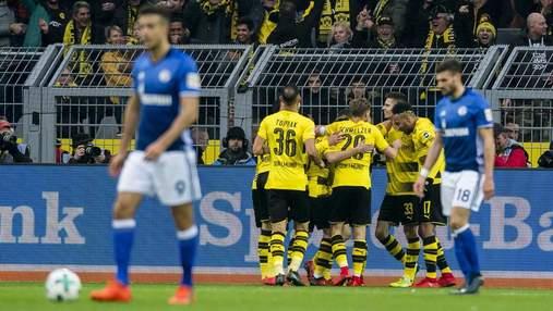 Боруссия Дортмунд – Шальке: где смотреть онлайн матч Бундеслиги