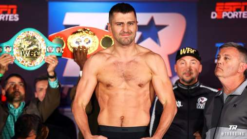 Український боксер розповів про гучні плани на бій з росіянином