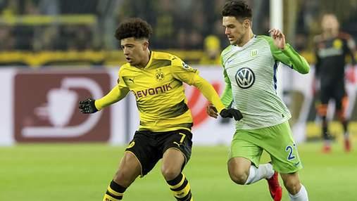 Вольфсбург – Боруссія Д: де дивитися онлайн матч чемпіонату Німеччини