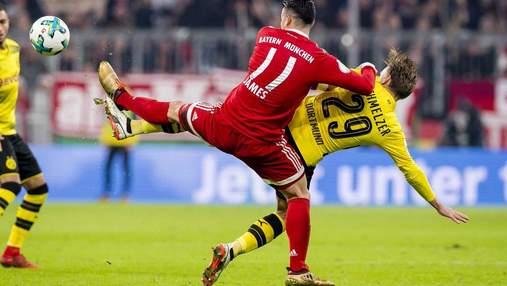 Боруссия Дортмунд – Бавария: где смотреть онлайн топ-матч Бундеслиги