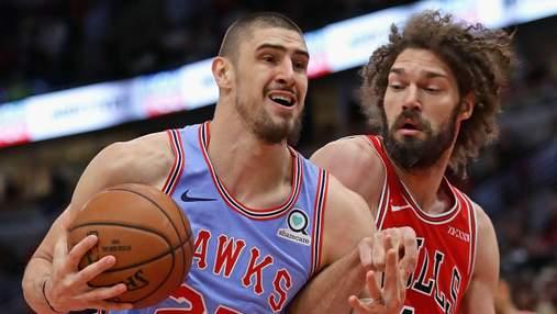 """""""Все начинают со мной драку"""": украинский баскетболист рассказал о реалиях НБА"""