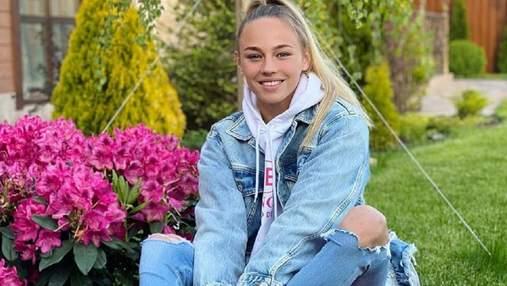 Красотка Дарья Белодед ошеломила модельными фото